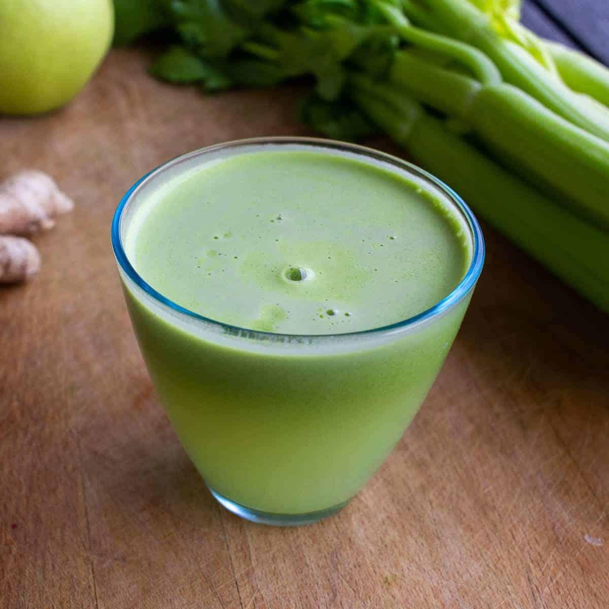 Morning Celery Juice