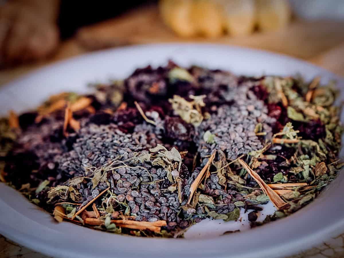 zipolite mole spices