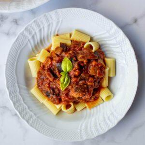 3 Ingredients Pasta Sauce