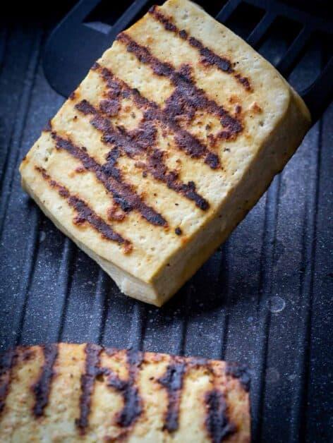 Grilled Plain Tofu