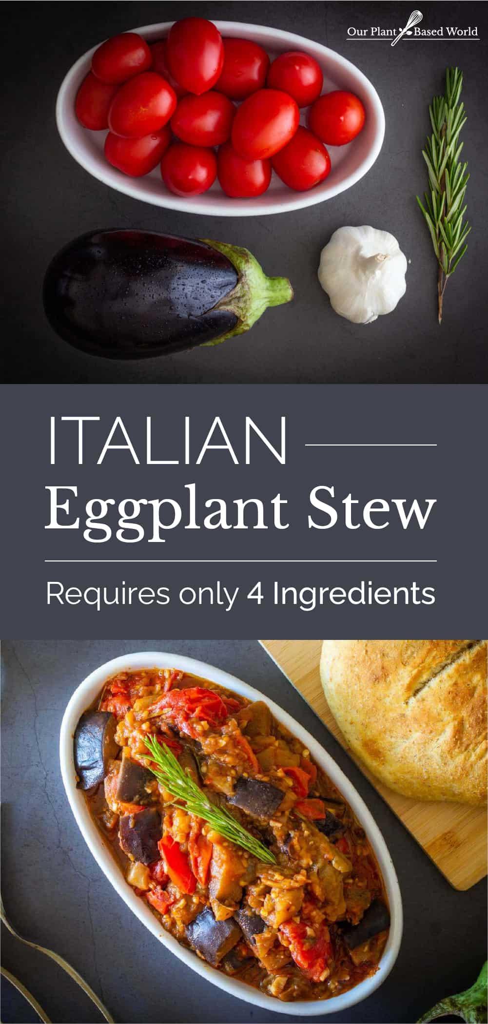 Italian Eggplant Stew