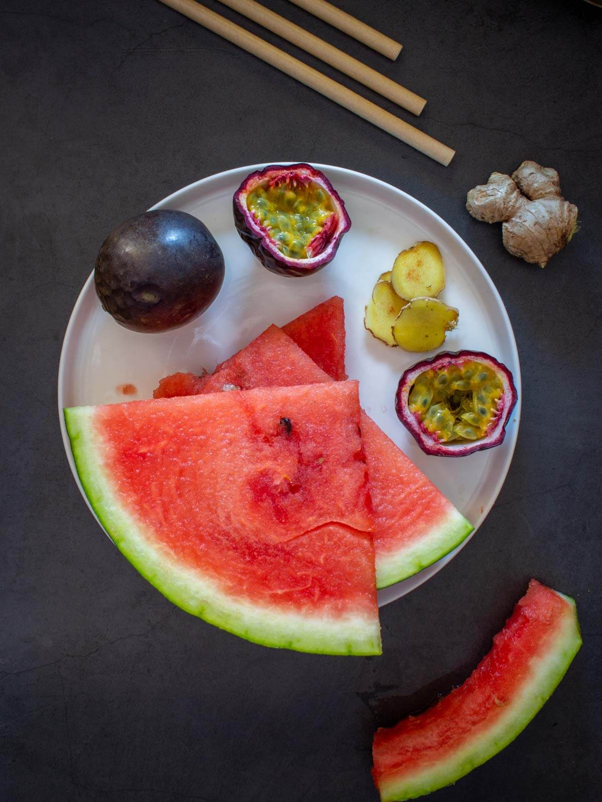 passion fruit and watermelon juice ingredients