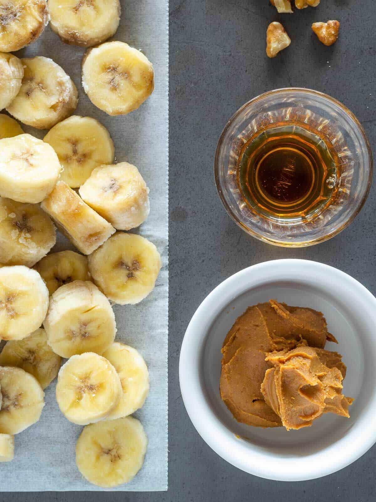 peanut banana ice cream ingredients