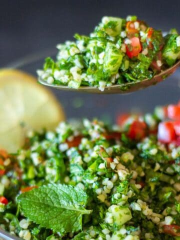 Tabbouleh Salad Featured Image