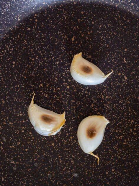 rosted garlic