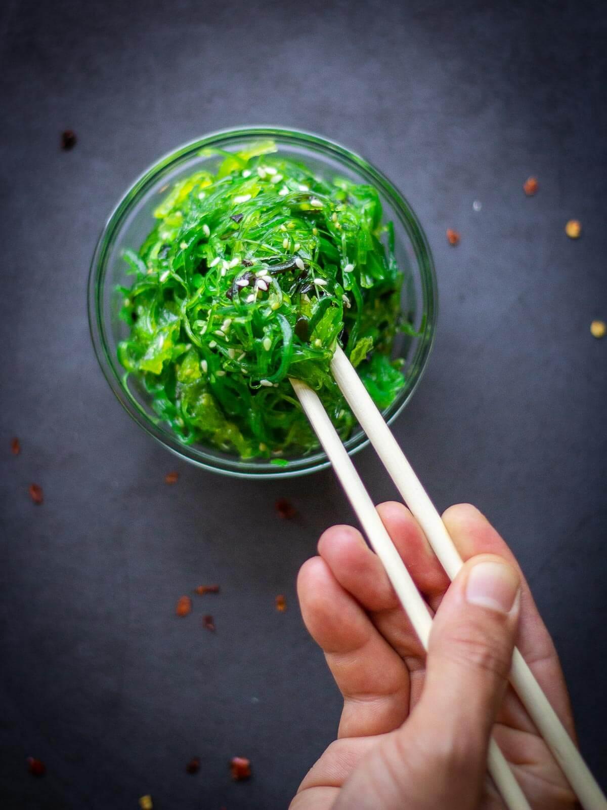 Wakame Seaweeds