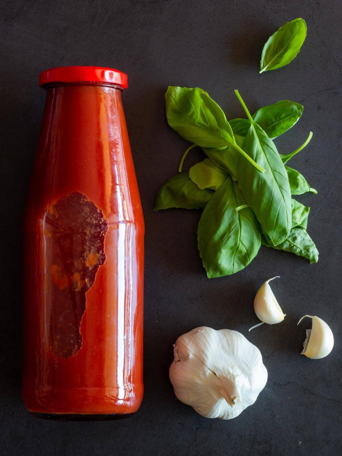 marinara sauce basic ingredients