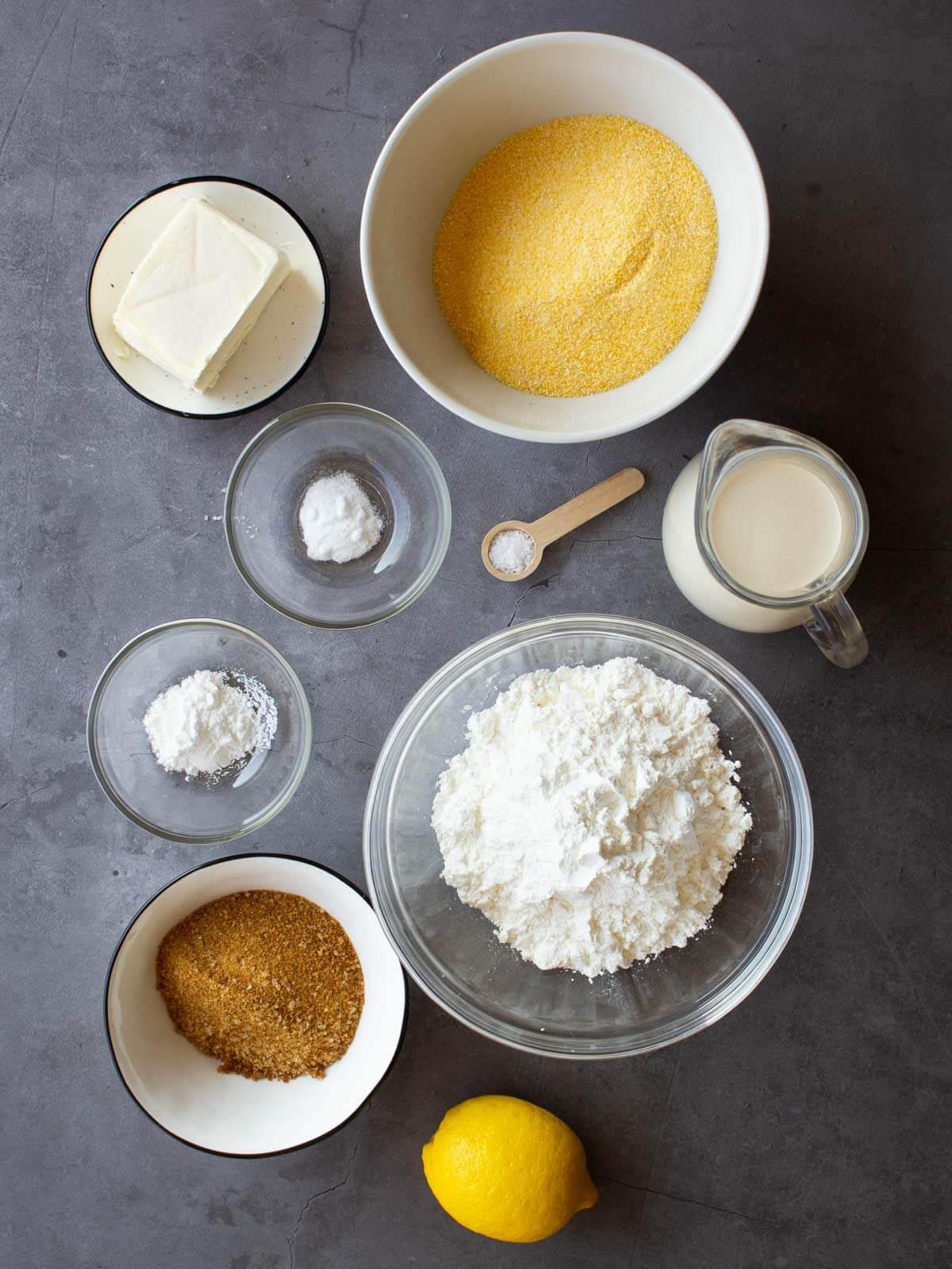 The Best Vegan Buttermilk Gluten-Free Cornbread