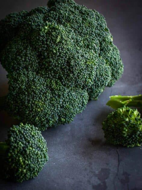 broccoli and verza