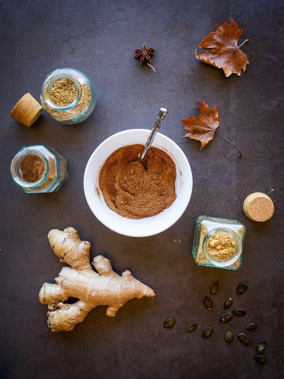 pumpkin pie spice recipe