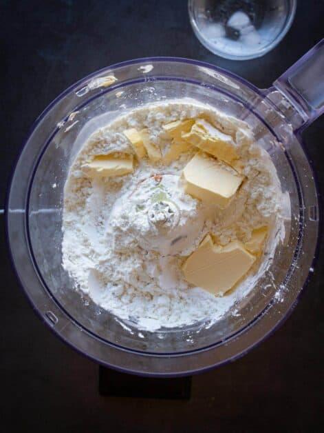 add vegan butter