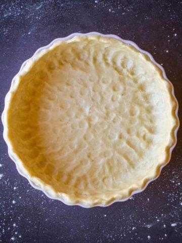 vegan pie crust