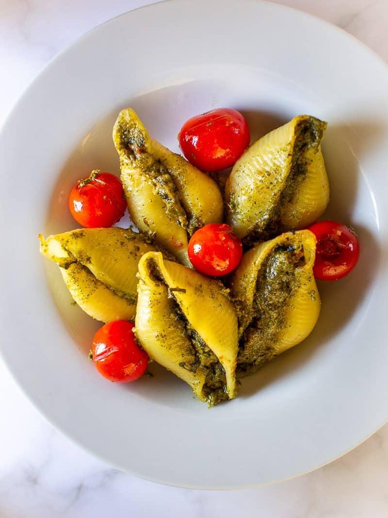 Best Vegan Stuffed Shells Pasta