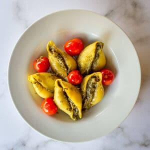 featured vegan pasta shells