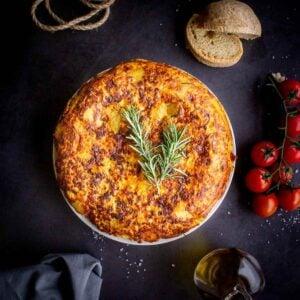 Best Spanish Omelette Recipe