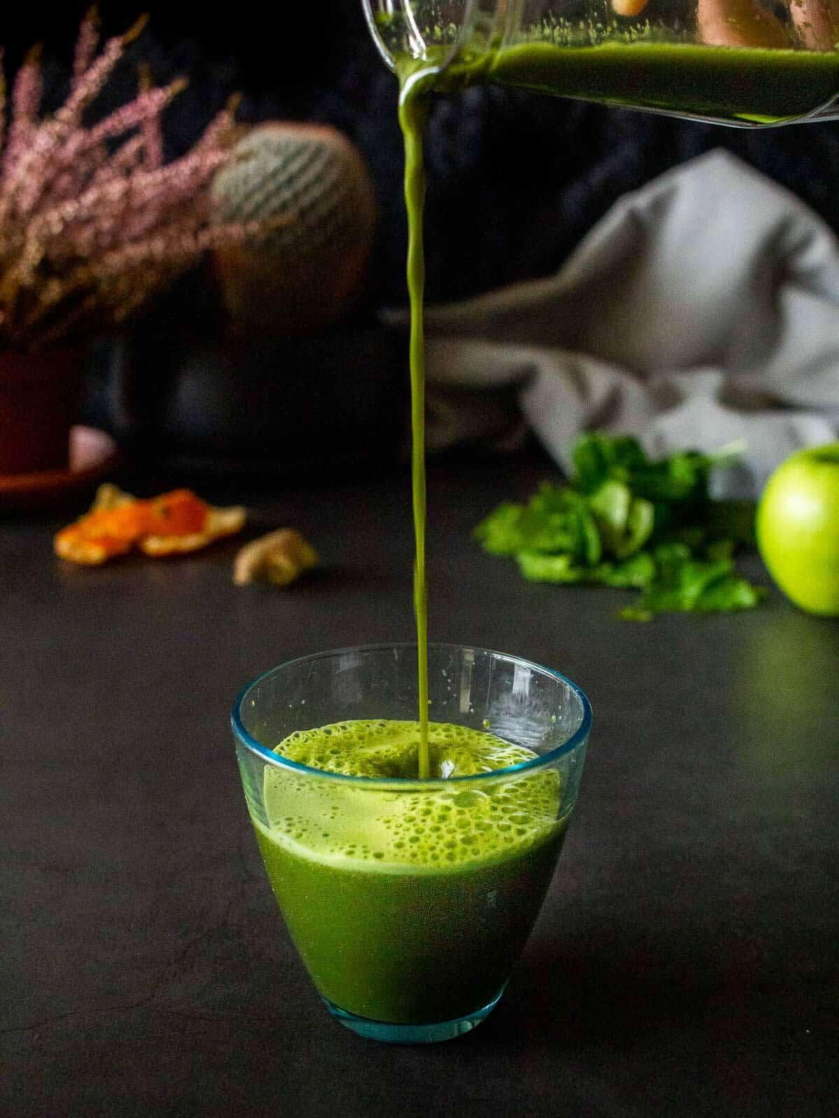Simple Green Juice Recipe