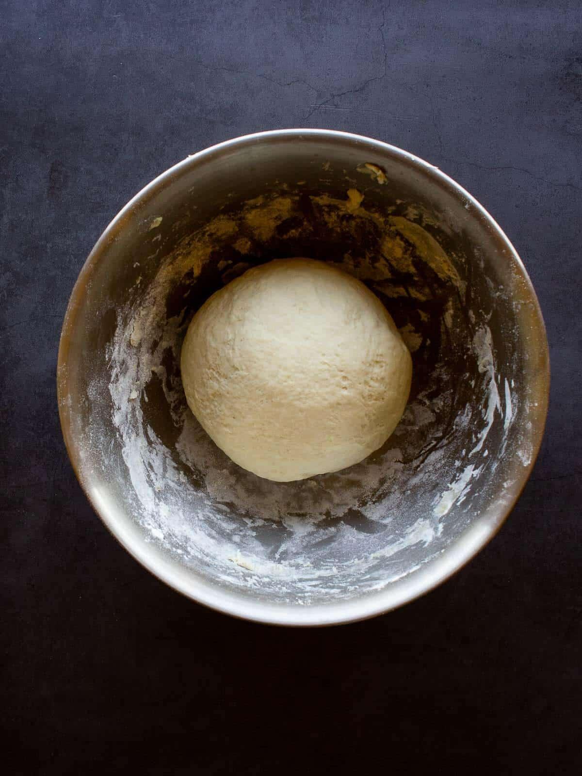 Ball shaped Dough