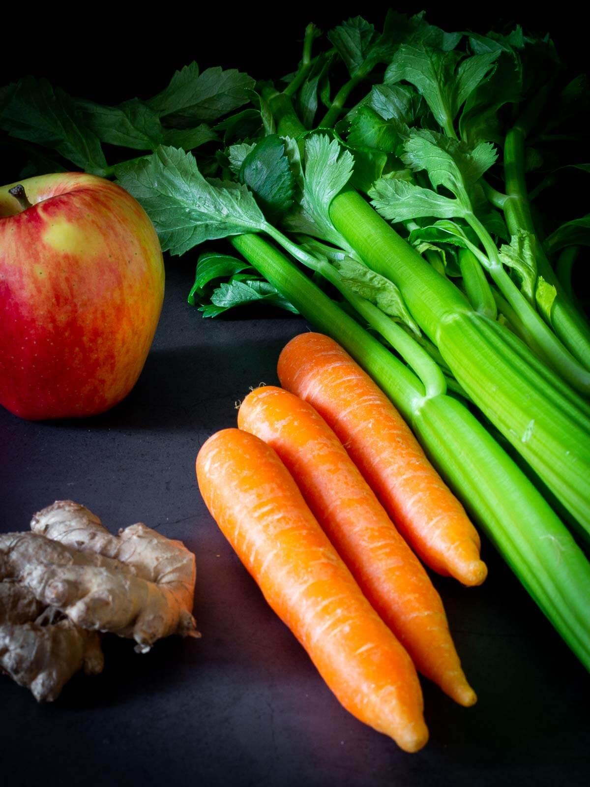 Carrot Juice Ingredients