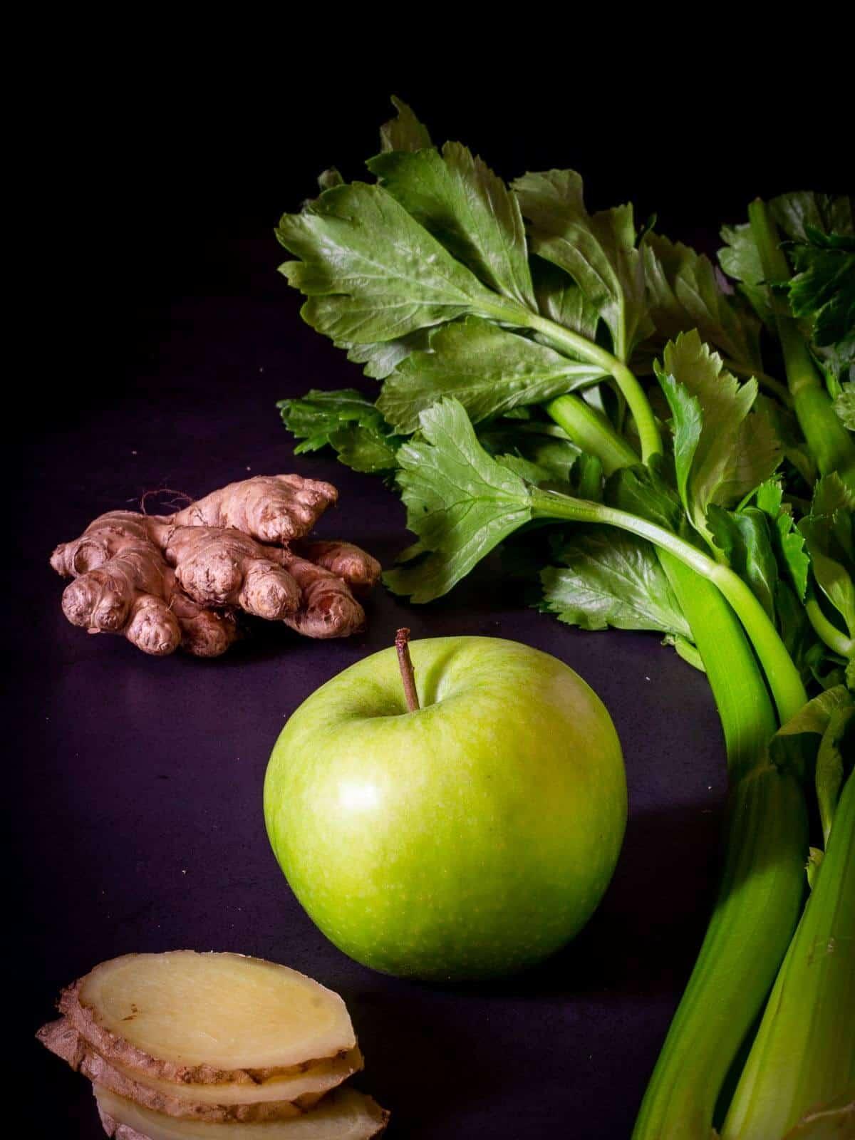 Morning Celery Juice Ingredients