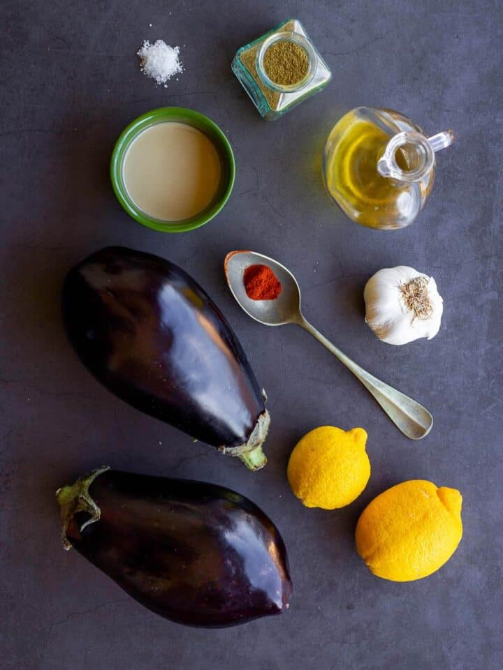 babaganoush ingredients