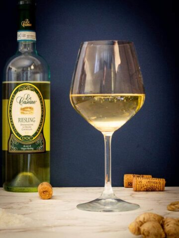 riesling white wine