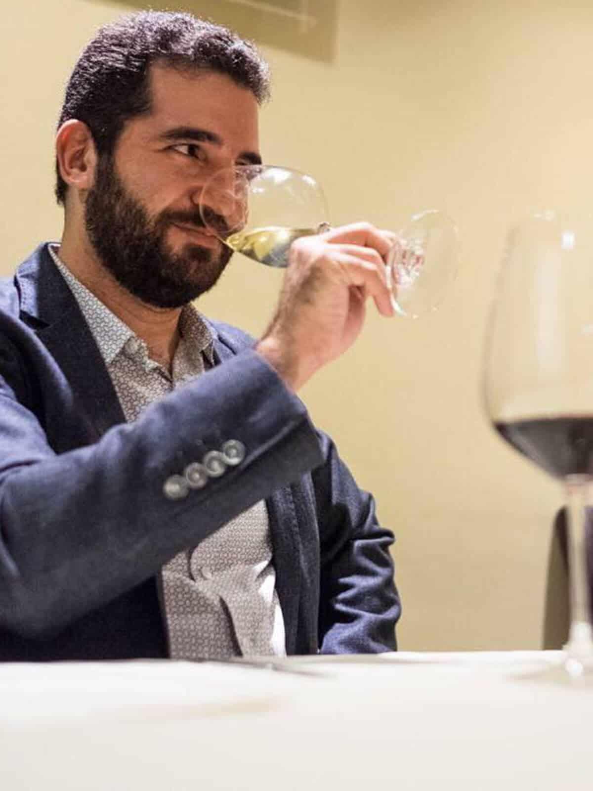 ramon barreiro wine tasting