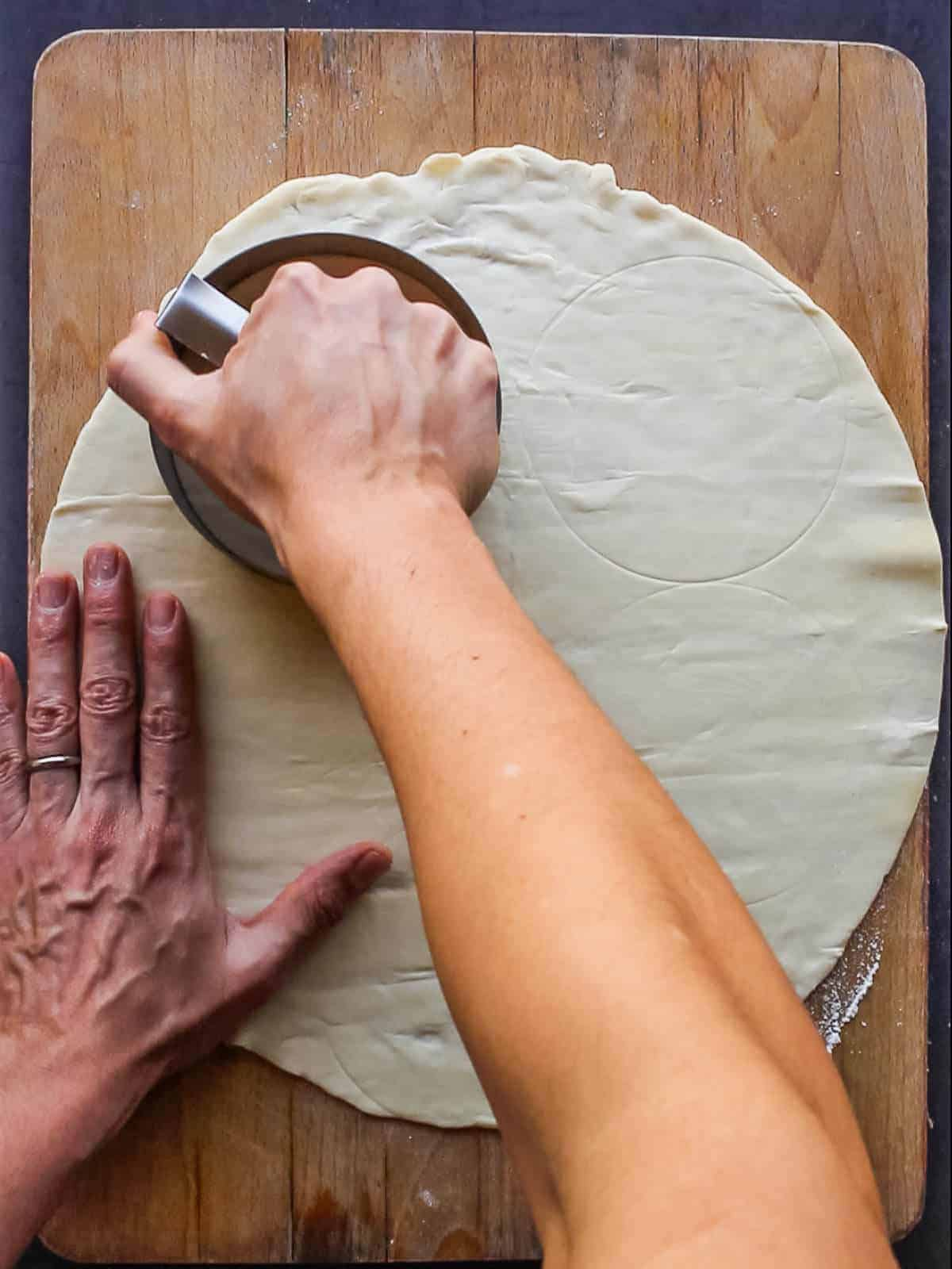 pre-made puff pastry