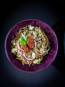 blue cheese salad recipe
