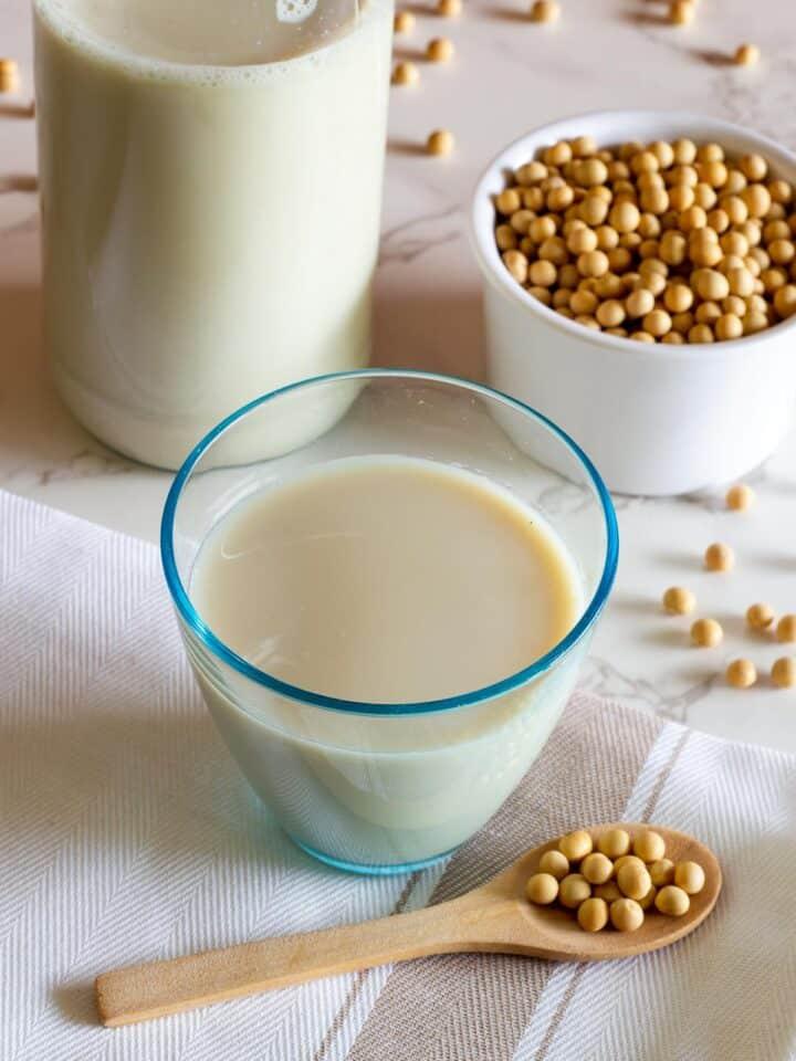 Making Soy Milk
