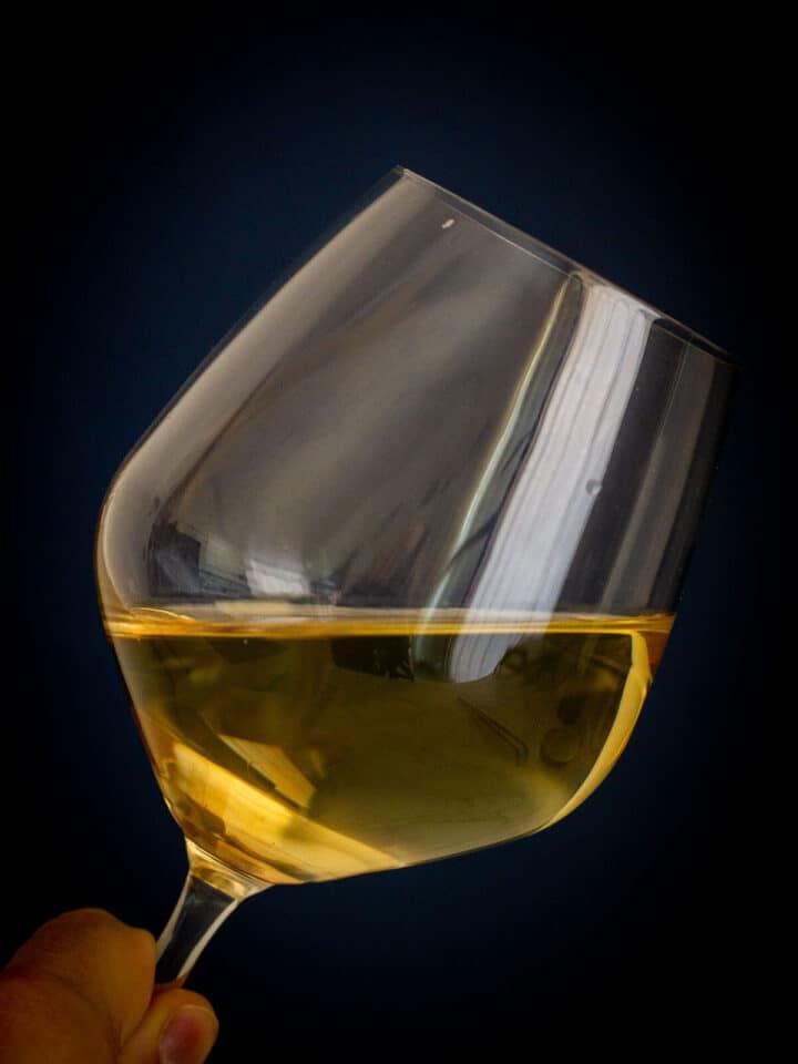 white sustainable wine