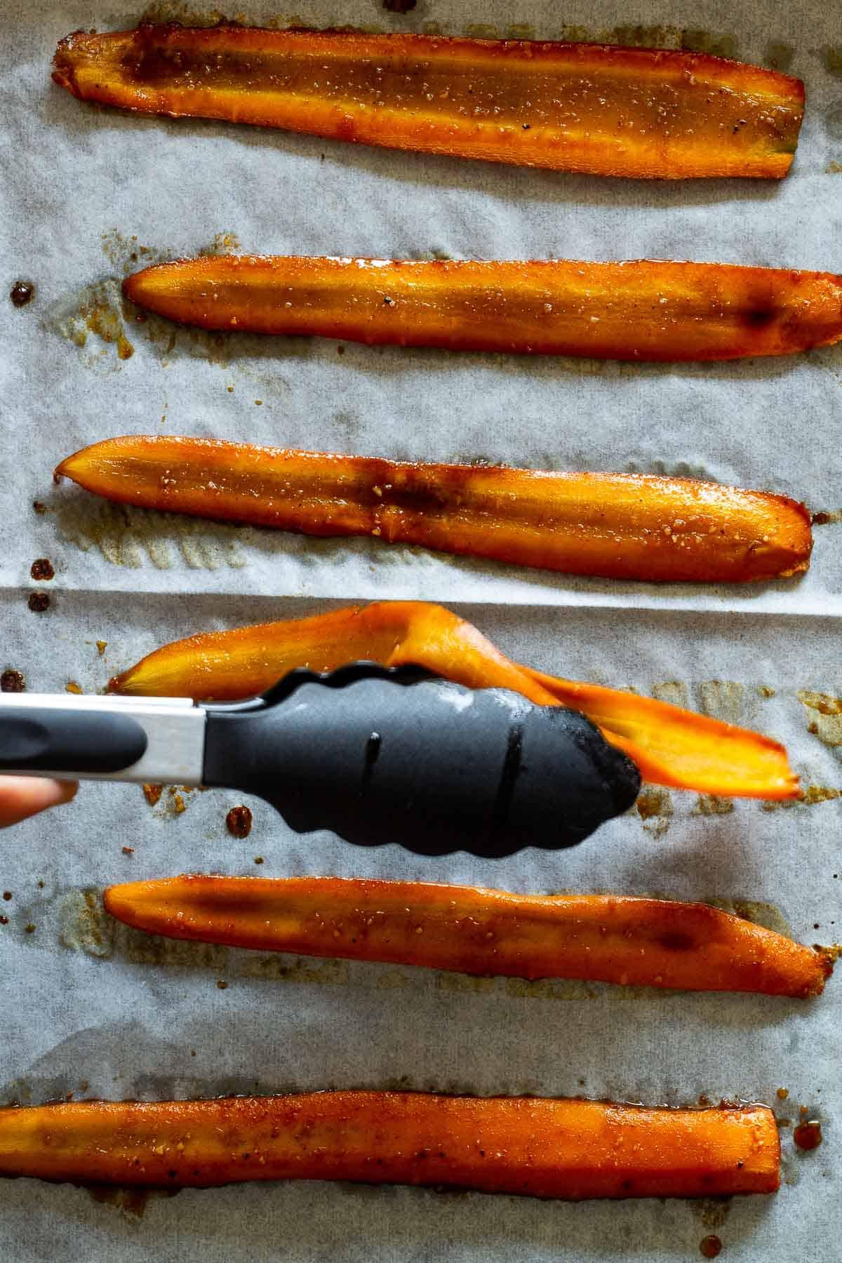 Carrot Bacon Recipe