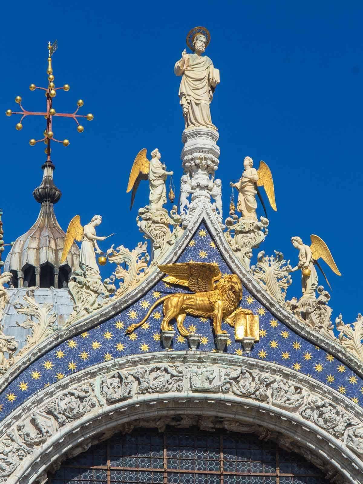 Basilic of San Marco