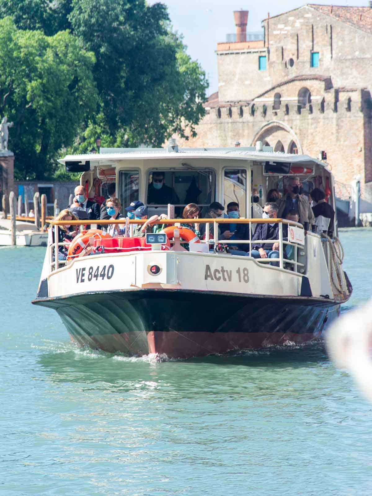 Vaporetto Venice