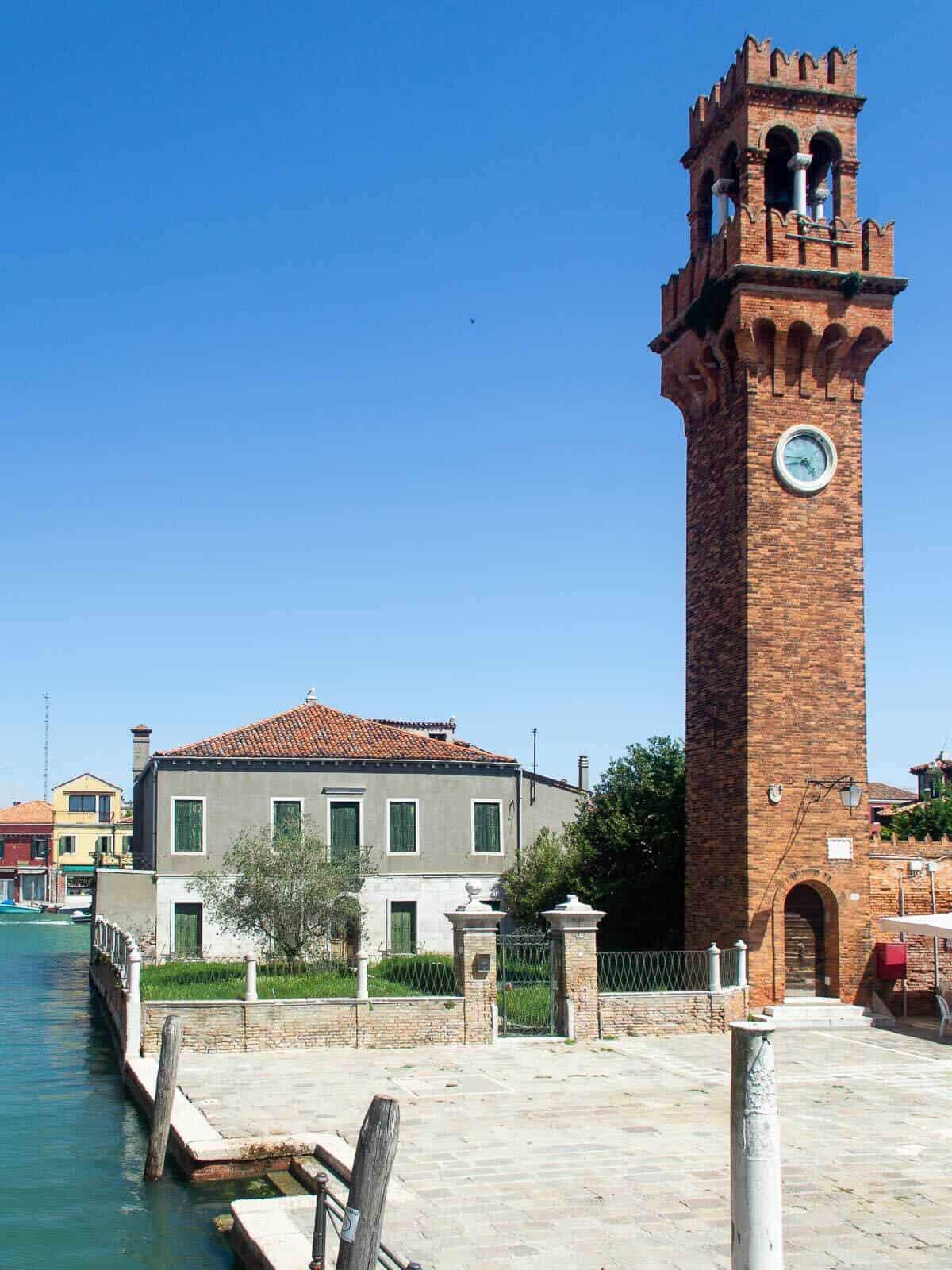 Tower in Murano