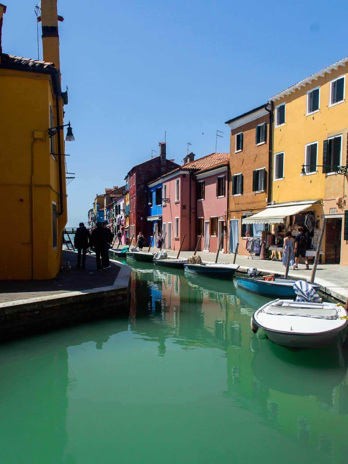 Murano from Water