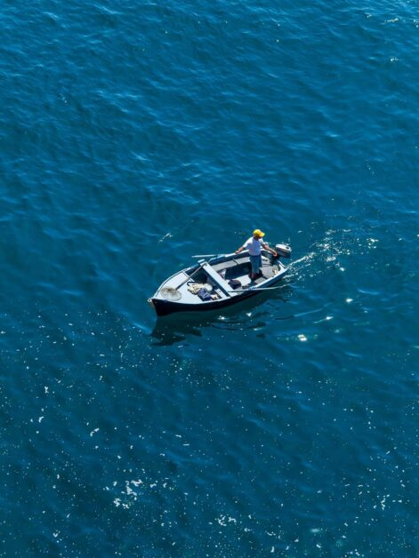 boat Gaeta