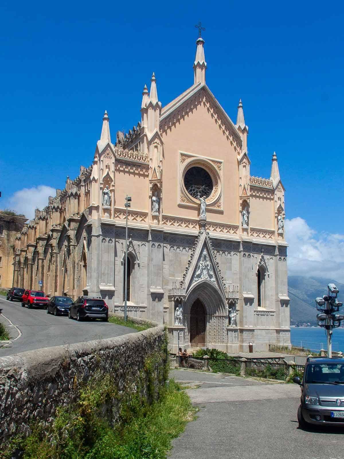 church at monte