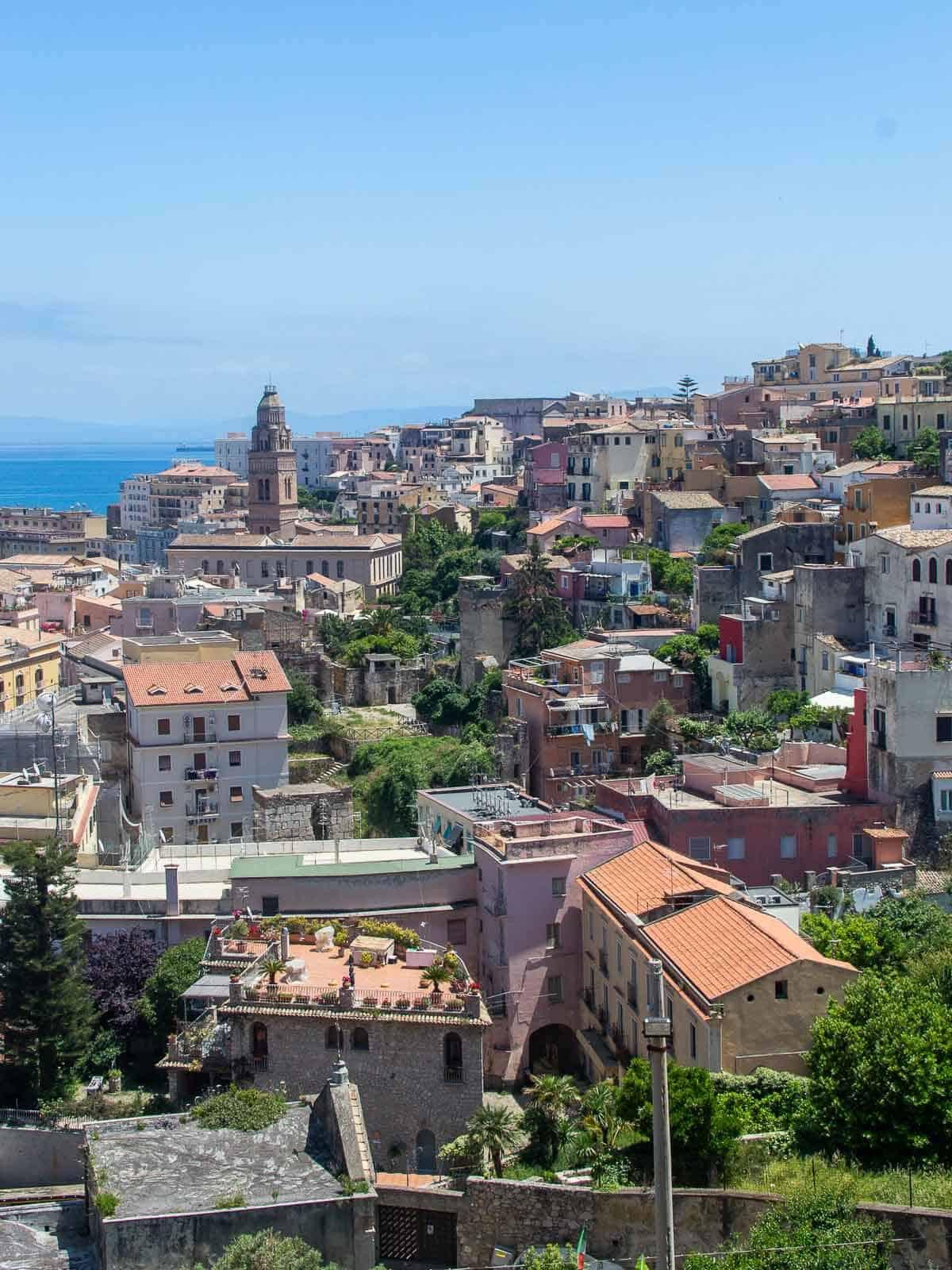 Historical City Gaeta