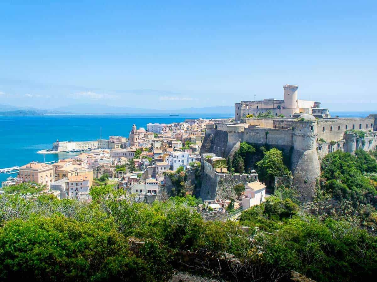 castello Gaeta