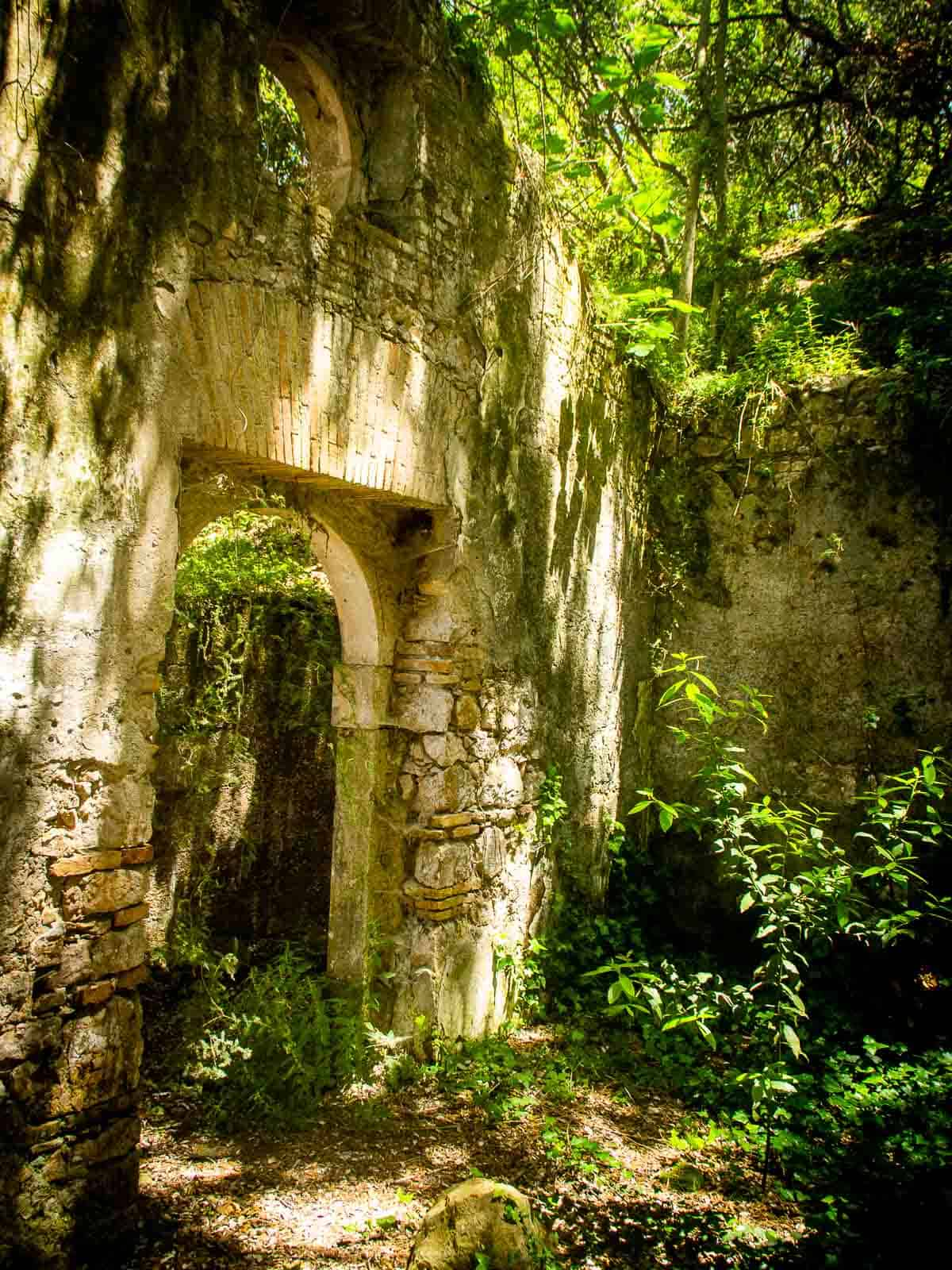 Trekking Parco di Ulisse