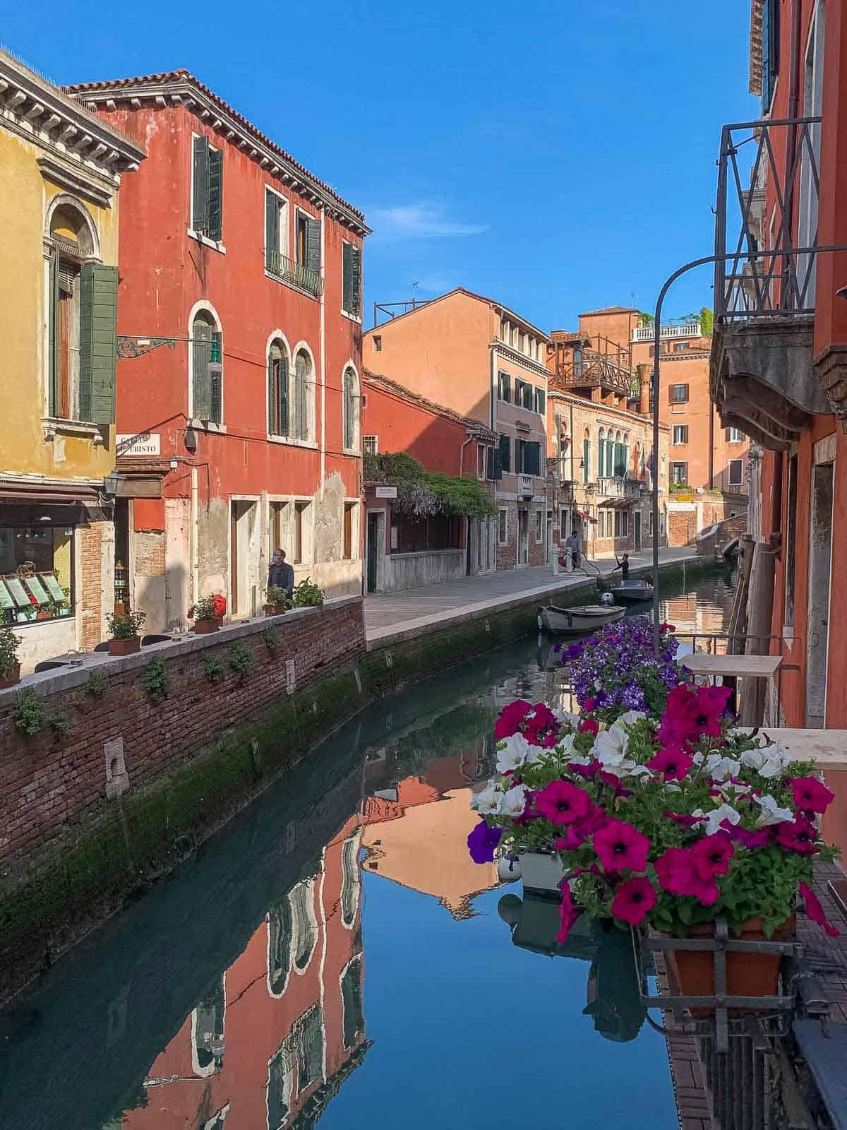 Spring time in Venice